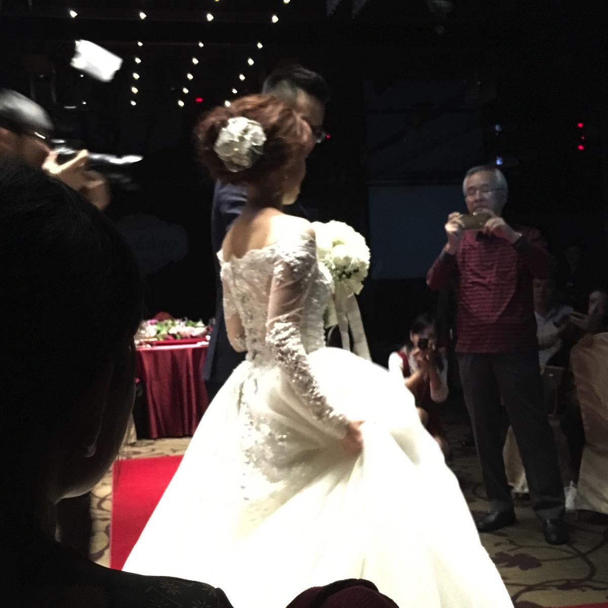 ケタ違いの参加人数!遅刻は当然!?台湾本場の結婚式に参加してきました。
